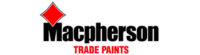 macpherson trade paints logo