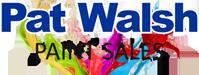 Pat Walsh Paints Logo